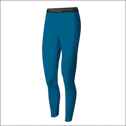 Duofold by Champion THERMatrix™ WomenÇÖs Pants - Underwater Blue / S - Duofold 0090563588411