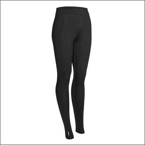 Duofold Womens Flex Weight Pant - Black / S - Duofold 0617914373184