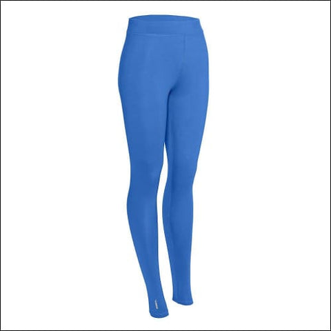 Duofold Womens Flex Weight Pant - Steel Blue / S - Duofold 0617914373221