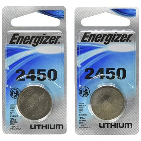 Energizer Lithium Coin Blister Pack Watch/Electronic Batteries (Pack of 2) - Energizer