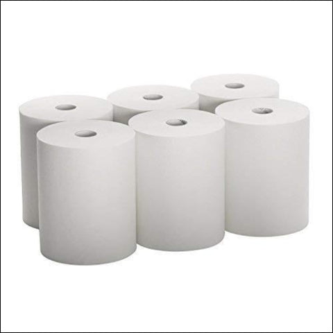 EnMotion Compatible High Capacity Tad Paper Towels 10 Inch Wide Rolls (6 Rolls) - CulinWare 639790953885