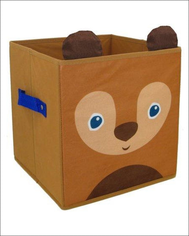 Eric Carle Small Storage Bin Brown Bear - Generic 817879635284