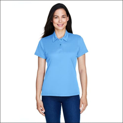 Ladies Command Snag Protection Polo - SPORT LIGHT BLUE / L - Team 365 00882849536328