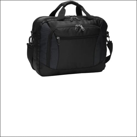 Port Authority Commuter Brief. BG307 - Black / OSFA - Port Authority 888408931467