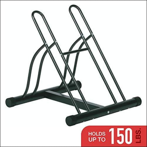 Racor - PBS-2R - Floor Bike Stand - for 2 Bikes - Racor 0741725994938