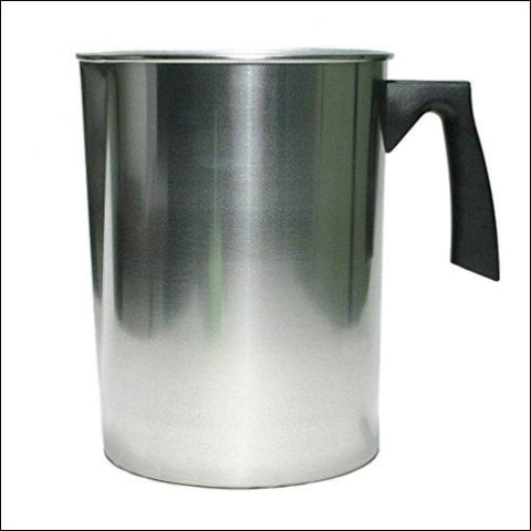 Top Grade Candle Making Pitcher - Double Boiler Pot - Top Grade Goods