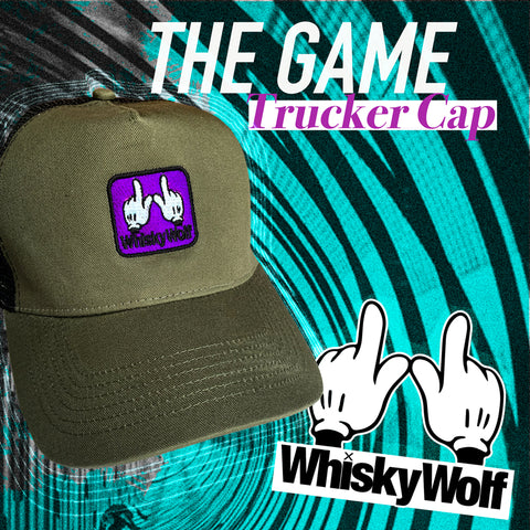 The Game - Trucker Cap