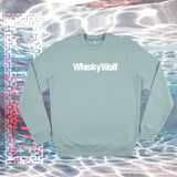 Whiskywolf sweatshirt bjj jiujitsu MMA