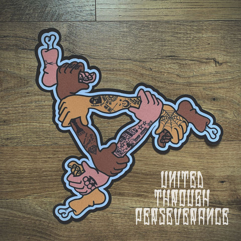 United Through Perseverance - Arms Patch