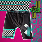 Flex Compression Shorts - Mint Edition