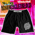 whisky wolf bjj shorts boardshorts