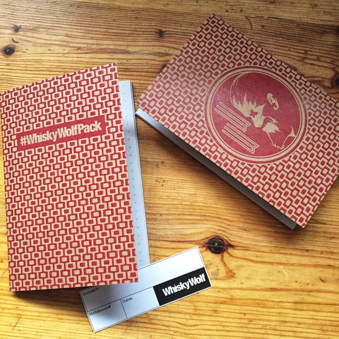 whiskywolf bjj jiu jitsu local uk notebook