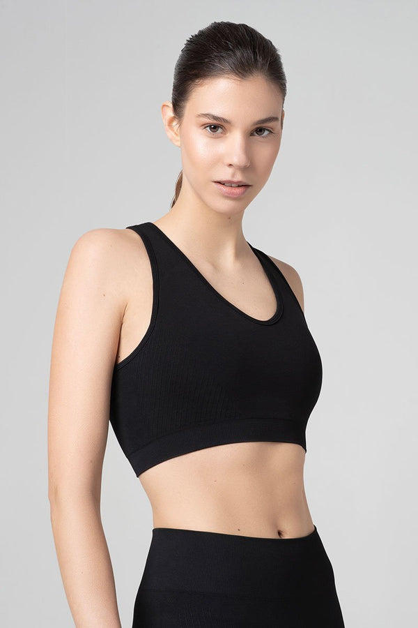 Kysal Brassière Betty Black activewear sport