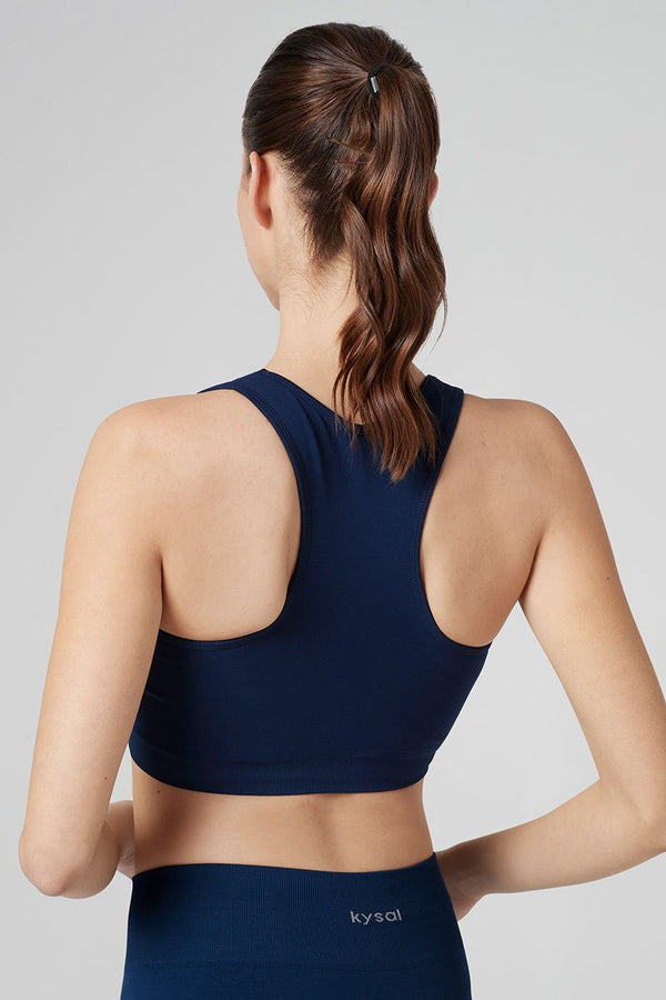 Kysal Brassière Betty Deep Blue activewear sport