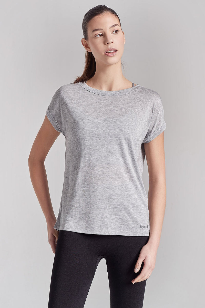 Kysal Top Léa Grey / XS activewear sport