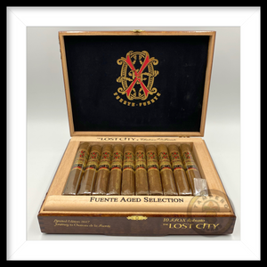 Fuente Fuente Opus X The Lost City Limited Edition