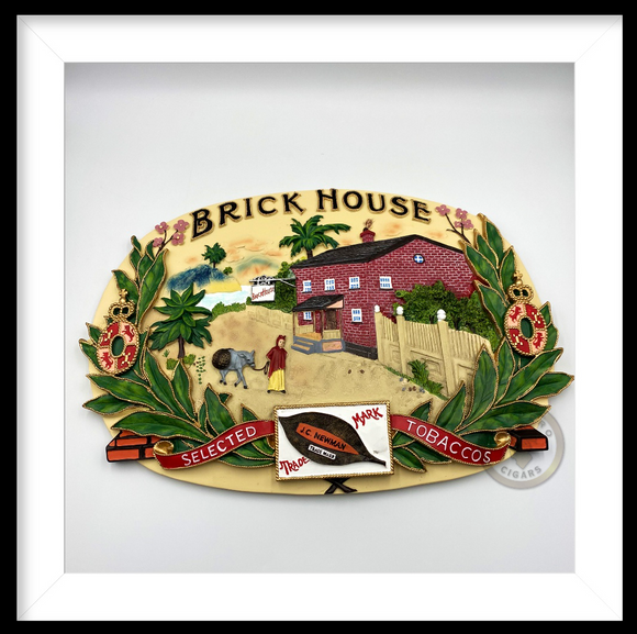 Man Cave Sign by Brick House