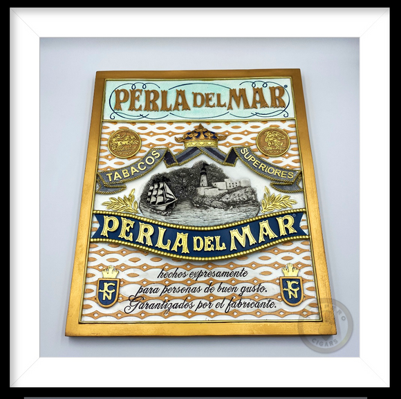 Man Cave Sign by La Perla Del Mar