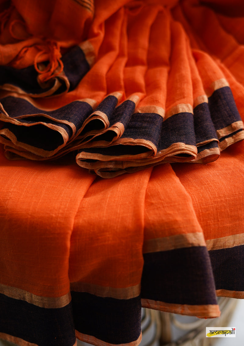 Handloom Pure Cotton with Tassels