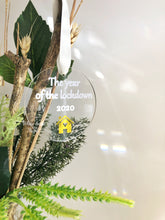 Load image into Gallery viewer, Lockdown 2020 Christmas bauble tree decoration