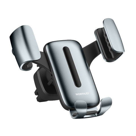 NORTHJO Car Air Vent Phone Holder Gravity Compatible for iPhone  All Smartphone