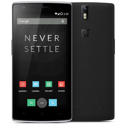 Refurbished ONEPLUS ONE Color OS 5.5 inch 4G LTE Smartphone Snapdragon S801 Quad Core 2.5GHz FHD IPS Screen 3GB RAM 64GB ROM NFC