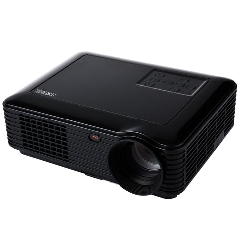 POWERFUL SV - 226 Home Theater 3500 Lumens 800 × 480 Pixels Multimedia LCD Projector