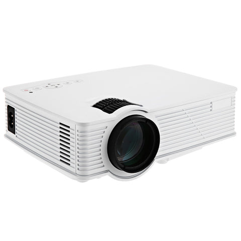 GP - 9 Mini  LCD Projector 2000 Lumens Support 1920 x 1080