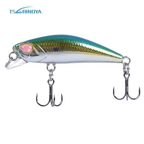 TSURINOYA DW29 Outdoor 42MM Hard Fishing Lure Crank Bait