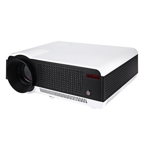 LED - 86 LCD Projector Media Player 3500 Lumens 1280 x 800 Pixels for Home Office Education