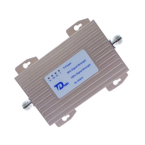 2G 3G 4G 850MHz Signal Booster CDMA GSM UMTS LTE 850MHz Mobile Phone Repeater ALC 75dB - GULFALI