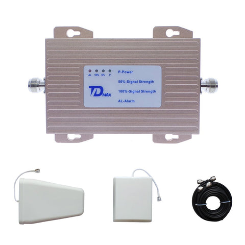 TDMAX Single Band DCS 1800MHz Mobile Signal Repeater | 2G 4G Signal Booster