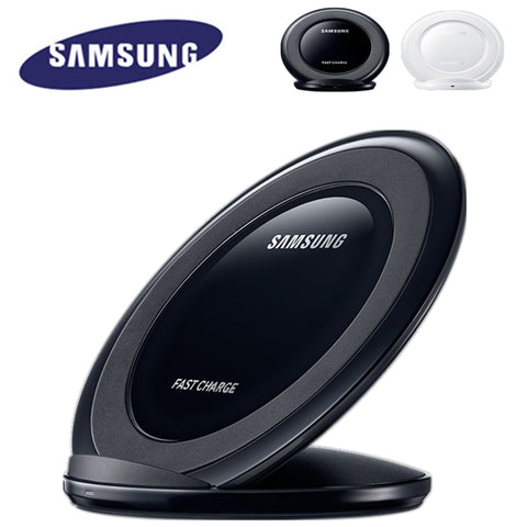 Original Samsung Wireless Charger Qi Pad Fast Charge For Samsung Galaxy S10 S9 S8 Plus S7 edge Note10+/iPhone 8 Plus X,EP-NG930