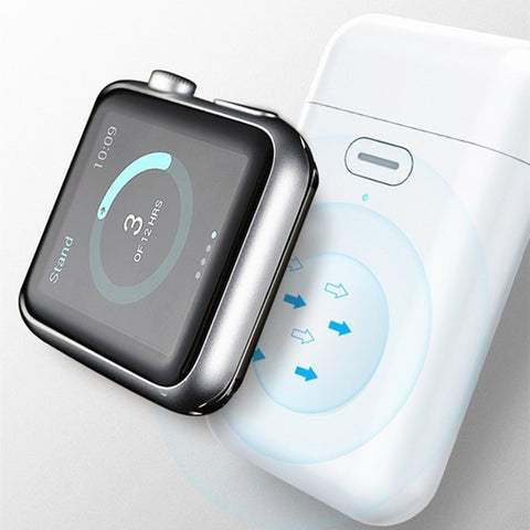 Wireless Charger Power Bank for i Watch 4 3 2 1 Portable Mini Charger External Battery Charging Dock for Apple Watch 1 2 3 4