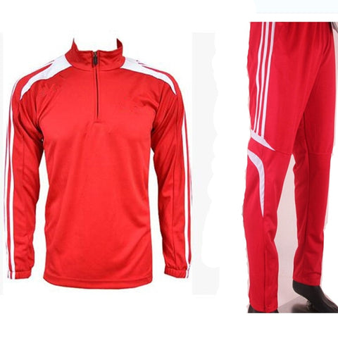 Brand children and adults football Soccer Training Jersey Pants Suit running fitness sports pants outdoor Sportswear