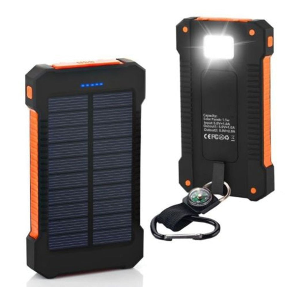 Portable Solar Mobile Charger