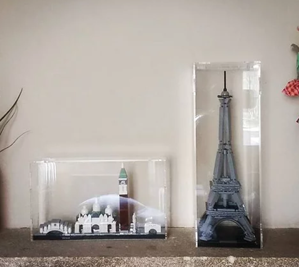 Cloche de protection Lego Architecture
