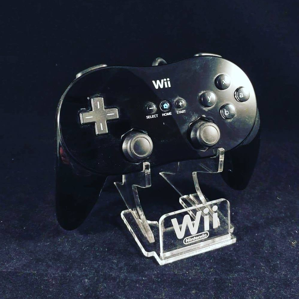 Support manette Wii Controller Pro