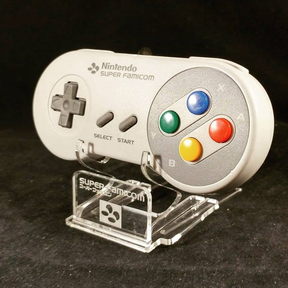 Support manette Super Famicom