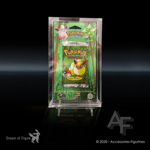Support cadre de protection pour Blister booster Pokemon