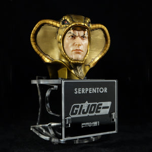 Support Serpentor GI Joe Prime 1 Studio