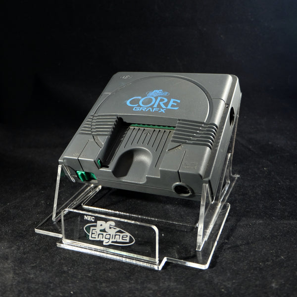 Support NEC PC Engine / Coregrafx