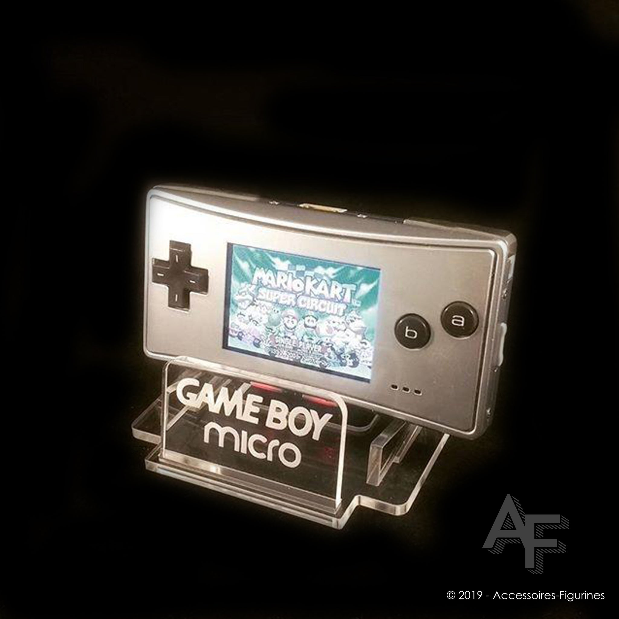 Support Gameboy Micro