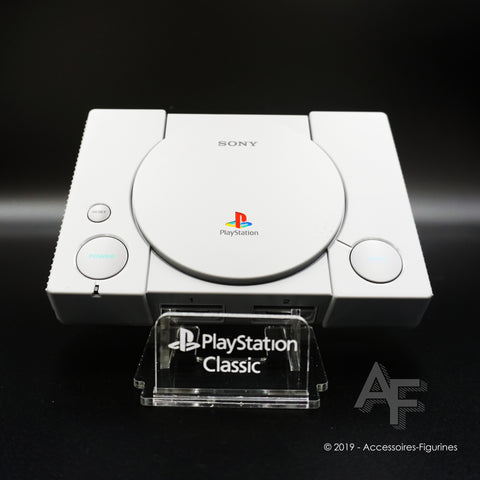 Support Playstation Mini Classic