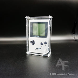 Boîte de protection pour  Gameboy pocket en loose