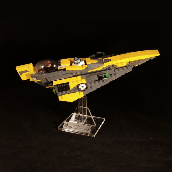 Support Lego 75214 Anakin's Jedi Starfighter