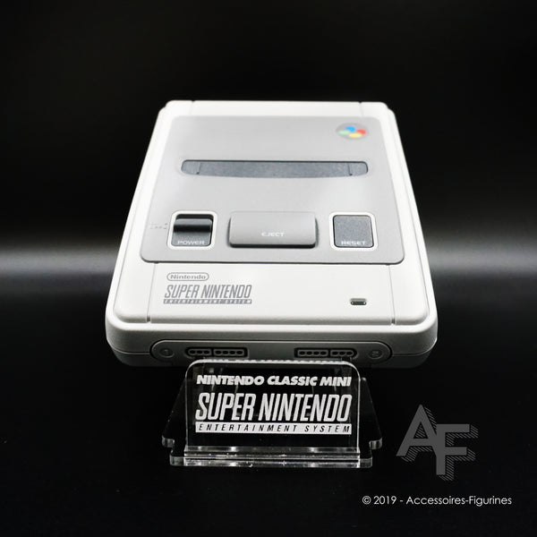 Support SNES Classic Mini