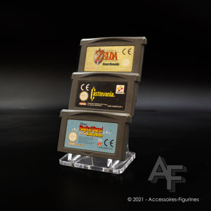 Support cartouche Gameboy Advance (version triple)