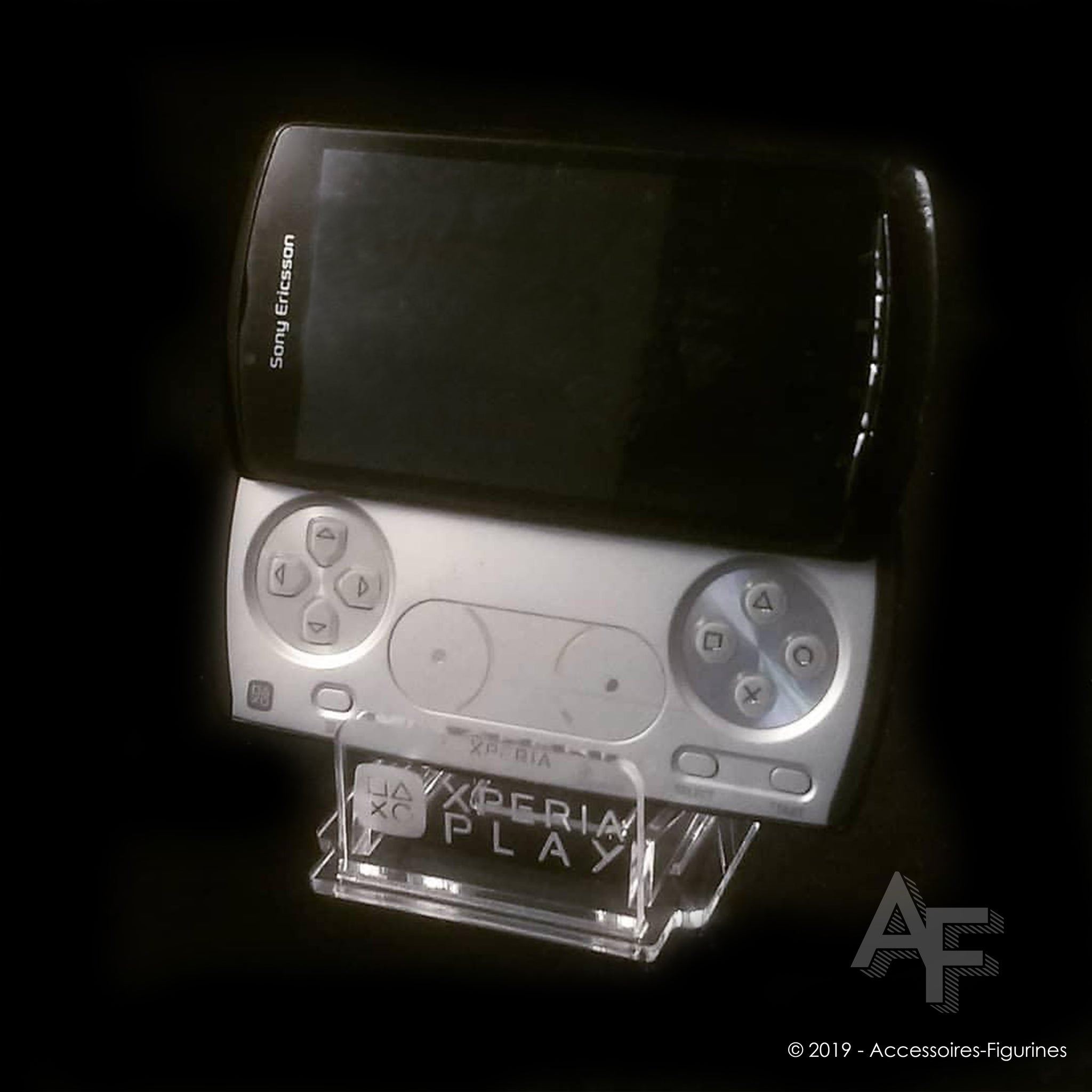 Support Xperia Play