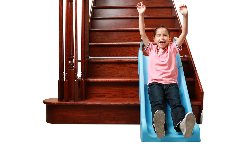 SlideWhizzer Stair Slide